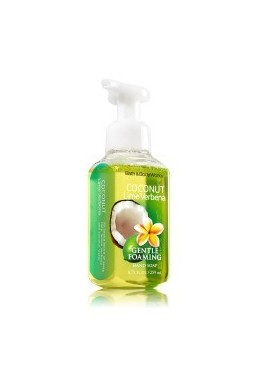 Gentle Foaming Hand Soap Coconut Lime verbena