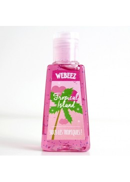 Mini Antibactérien Tropical Island WeBeez 29 ml