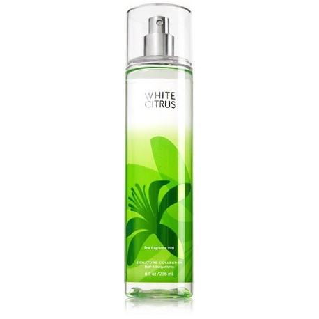 Brume Parfumée White Citrus Bath and Body Works