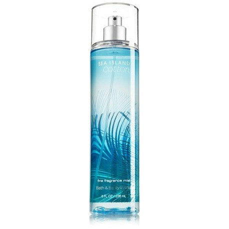 Brume Parfumée Sea Island Cotton Bath and Body Works