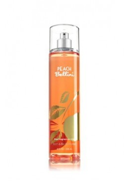 Brume Parfumée Peach Bellini Bath and Body Works