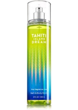 Brume Parfumée Tahiti Island Dream  Bath and Body Works