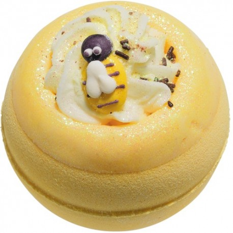Boule de Bain Honey Bee Mine Bomb Cosmetics