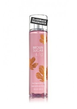 Brume Parfumée Brown Sugar & Fig Bath and Body Works