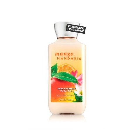 Lotion Corporelle Mango Mandarin Bath And Body Works