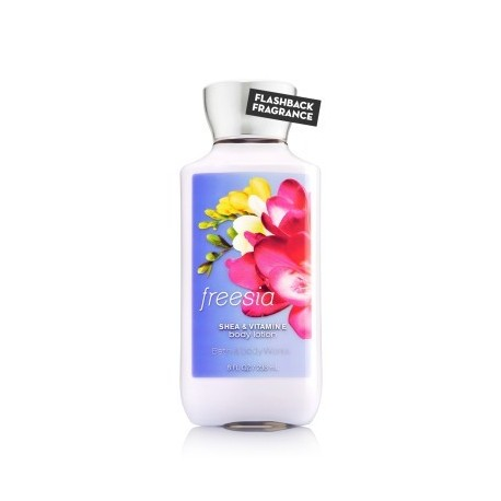 Lotion Corporelle Freesia Bath And Body Works