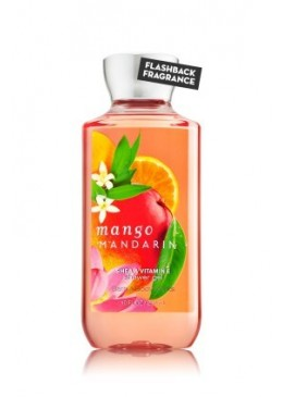 Gel Douche Mango Mandarin Bath and Body Works