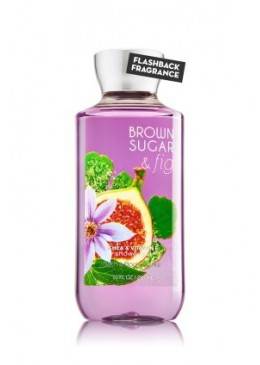 Gel Douche Brown Sugar & Fig Bath and Body Works