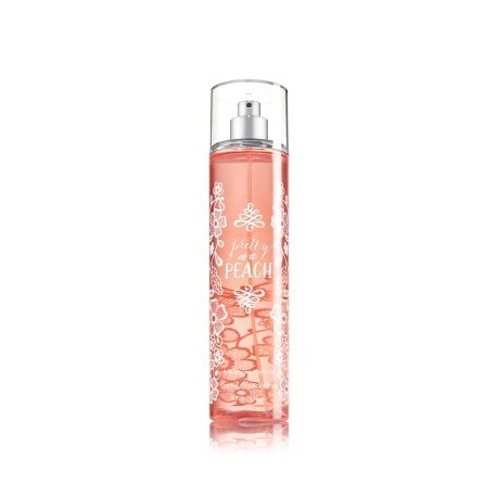 Brume Parfumée Pretty as a Peach Bath and Body Works