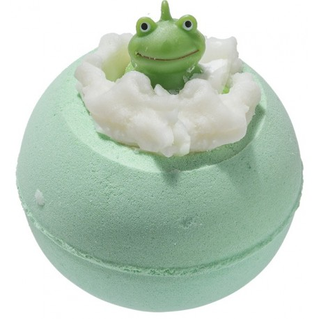 Boule de Bain It's Not Easy Being Green Bomb Cosmetics