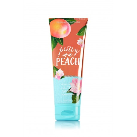 Crème pour le corps Pretty as a peach Bath and Body Works