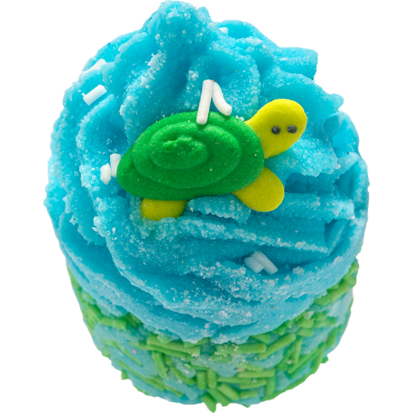 Moelleux de Bain Turtley Awesome Bomb Cosmetics