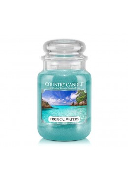 Grande Jarre Tropical Waters Country Candle