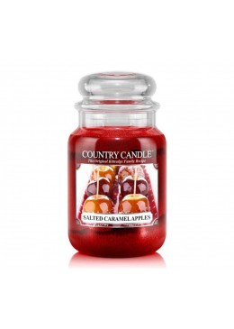 Grande Jarre Salted Caramel Apples Country Candle