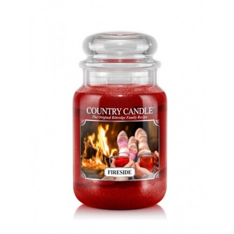 Grande Jarre Fireside Country Candle