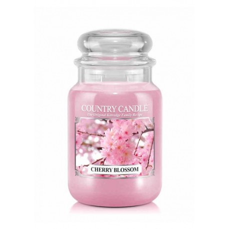 Grande Jarre Cherry Blossom Country Candle