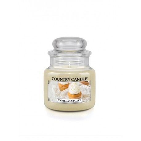 Jarre Vanilla Cupcake Country Candle