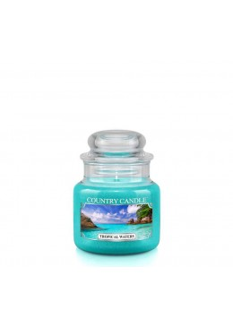 Petite Jarre Tropical Waters Country Candle
