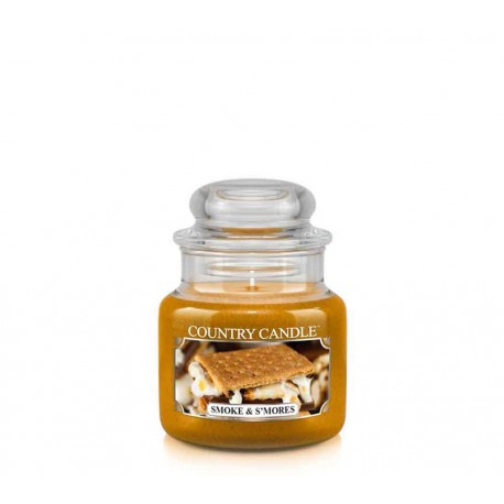 Petite Jarre Smoke & S'mores Country Candle