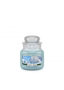 Petite Jarre Cotton Fresh Country Candle