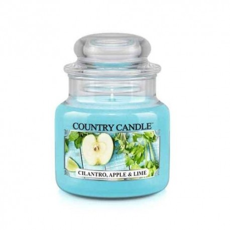 Petite Jarre Cilandro Apple & Lime Country Candle