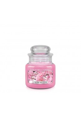 Petite Jarre Cherry Blossom Country Candle
