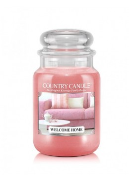Grande Jarre Welcome Home Country Candle