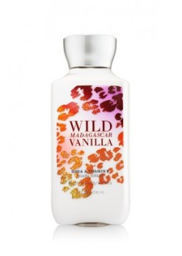 Lotion Corporelle Wild Madagascar Vanilla Bath and Body Works