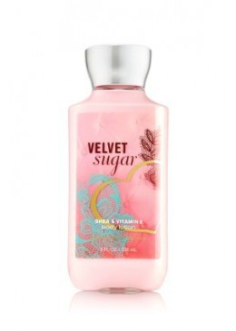 Lotion Corporelle Velvet Sugar Bath and Body Works