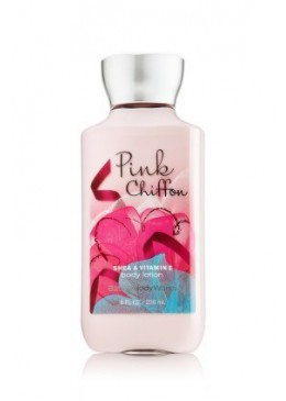 Lotion Corporelle Pink Chiffon Bath and Body Works