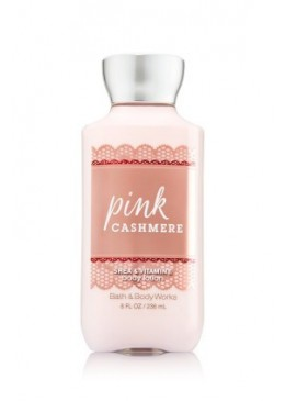Lotion Corporelle Pink Cashmere Bath And Body Works