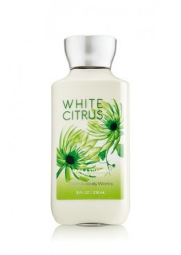 Lotion Corporelle White Citrus