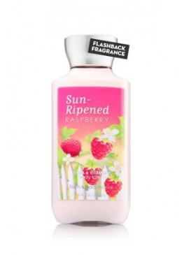 Lotion Corporelle Sun Ripened Raspberry Bath And Body Works