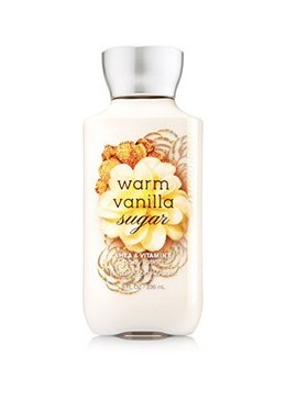 Lotion Corporelle Warm Vanilla Sugar Bath and Body Works