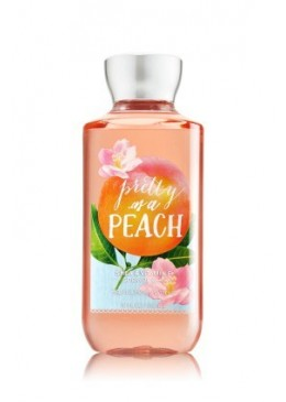 Gel Douche Pretty As A Peach Bath and Body Works