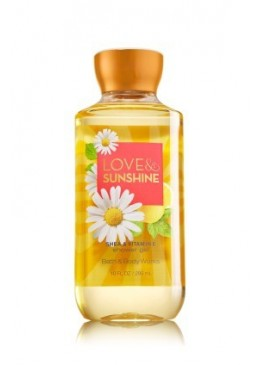 Gel Douche Love Sunshine