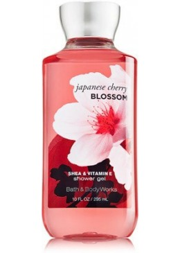 Gel Douche Japanese Cherry Blossom