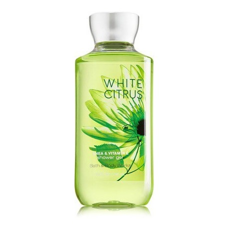 Gel Douche White Citrus