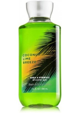 Gel douche Coconut Lime Breeze Bath and Body Works