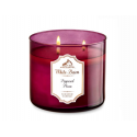 Bougie 3 mèches Peppered Plum Bath & Body Works