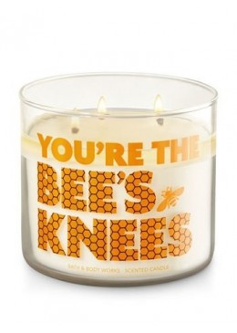 Bougie 3 mèches You're the Bee's KNEES Bath & Body Works
