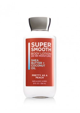Lotion Corporelle SUPER SMOOTH Pretty As A Peach Bath And Body Works