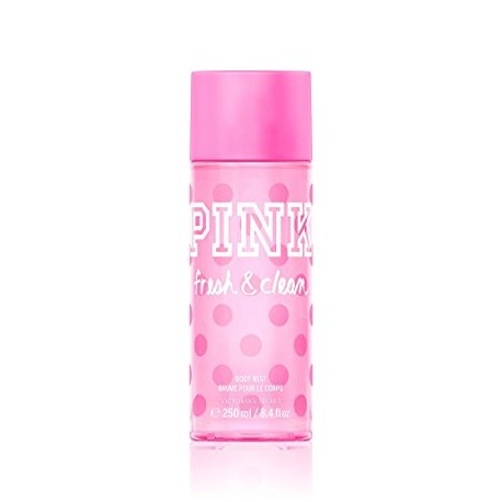 Body Mist Fresh & Clean PINK