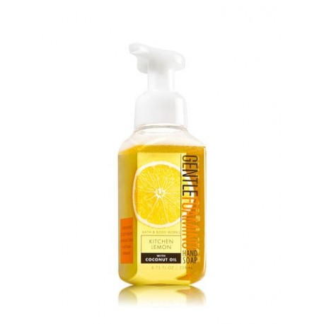 Gentle Foaming Hand Soap Kitchen Lemon