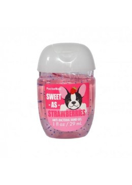 Mini Antibactérien Sweet as Strawberries Bath and Body Works