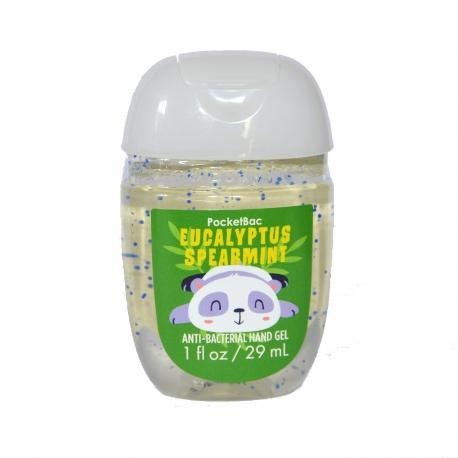 Mini Antibactérien Eucalyptus Spearmint Bath and Body Works