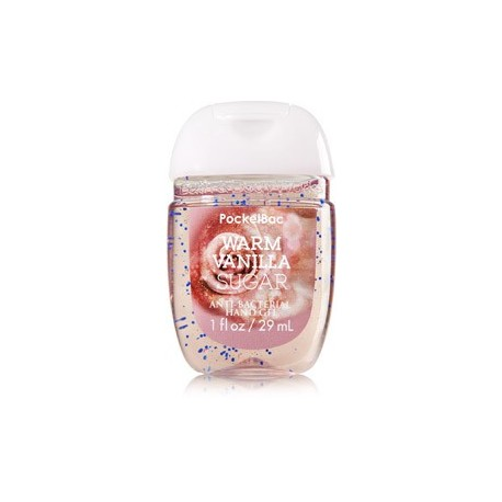 Mini Antibactérien Warm Vanilla Sugar Bath and Body Works