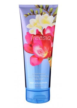 Crème pour le corps Freesia Bath and Body Works