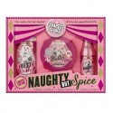 Coffret naughty but Spice Soap & Glory