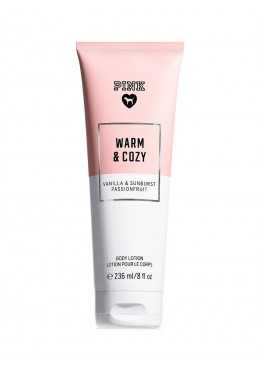 Body Lotion PINK Warm and Cosy